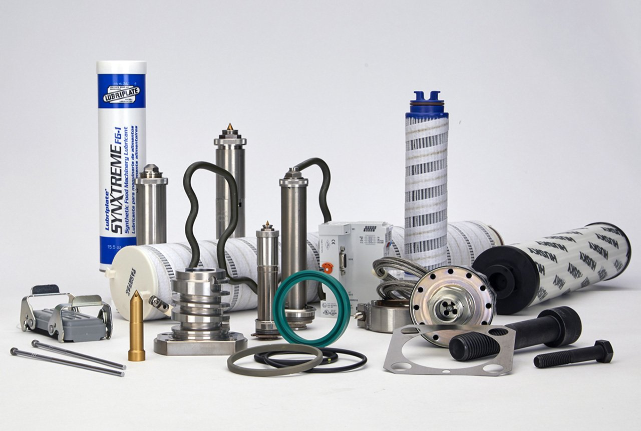 Example preventive maintenance kits from Husky